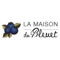 logo la maison du bleuet