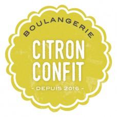 Boulangerie Citron confit