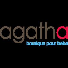 logo Agatha boutique pour bébé