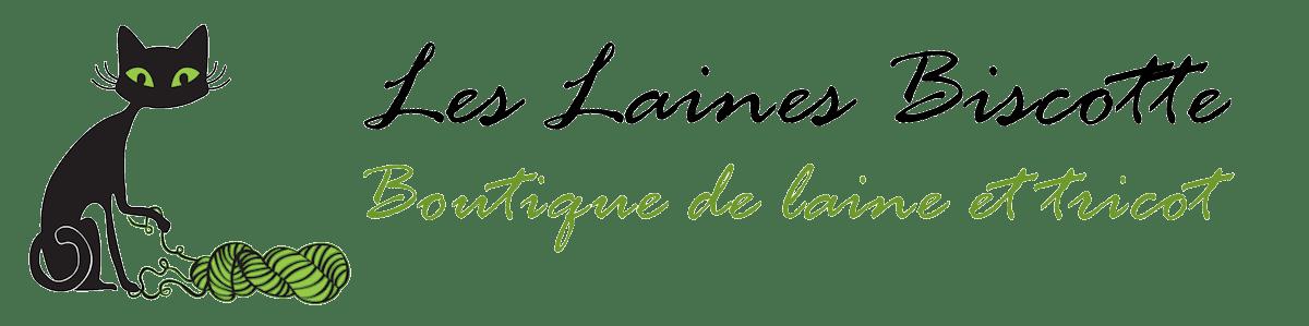 logo laines Biscotte