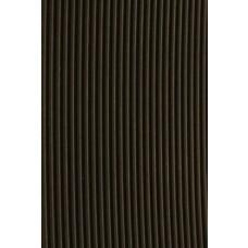 """Tapis de protection côtes fines noir - 3/32"""" x 20.5"""" - rouleau de 75 pieds"""