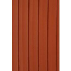 tapis industriel de protection en vinyle cotes larges terra cota