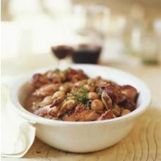 Coq au vin - 4 portions