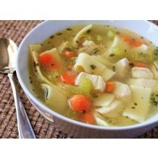 Soupe poulet et nouilles - 1 litre