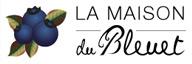 logo maison du bleuet